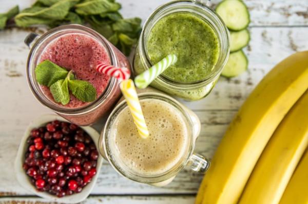 Domowe napoje dla zdrowia