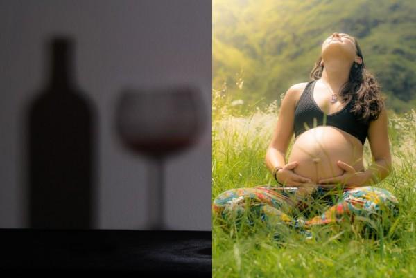 Alkohol wczasie ciąży? Stanowczo nie