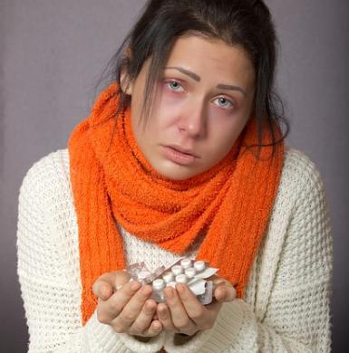 Przeziębienie – jak dietą wspomóc leczenie?