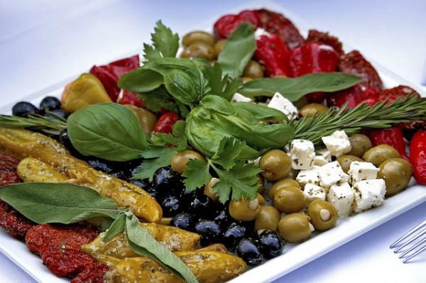 Dieta śródziemnomorska wprofilaktyce chorób sercowo-naczyniowych