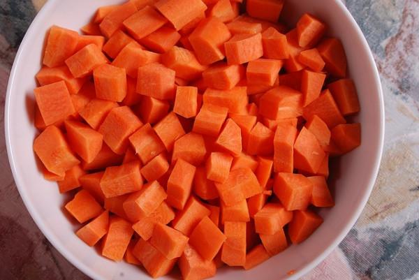 Gotowana marchewka tuczy?