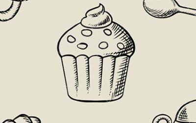 Ciastka fasolowo-czekoladowe
