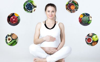 Dieta kobiety ciężarnej wświetle zaleceń międzynarodowych