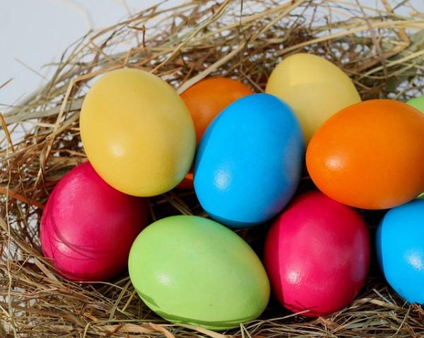 Jak nieprzytyć wświęta Wielkanocne?