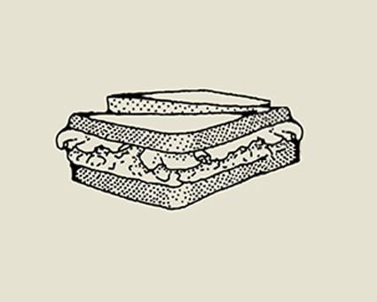 Pasta kanapkowa zbiałej fasoli