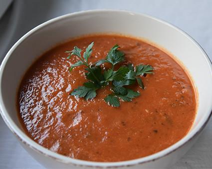 Krem zpomidorów