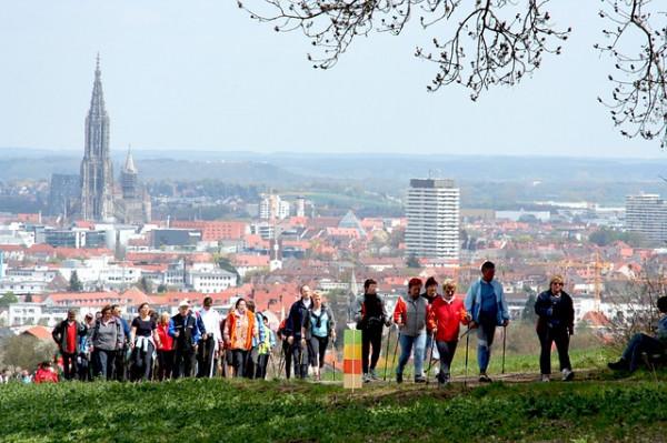 Fenomen Nordic Walking. Dlaczego zachęca się seniorów domarszu zkijami?