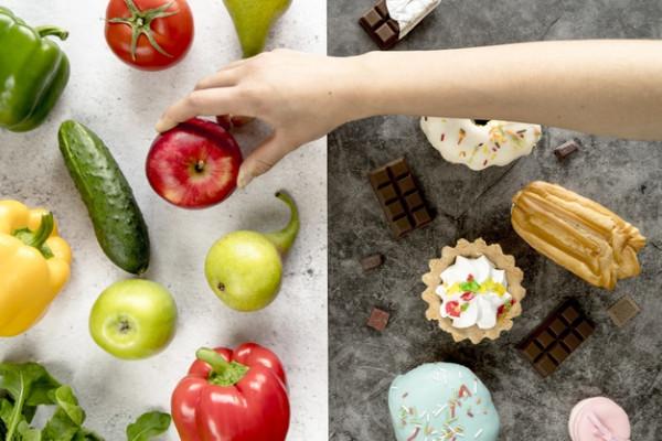 Eliminacja słodyczy – 8 prostych sposobów nazdrowszą dietę