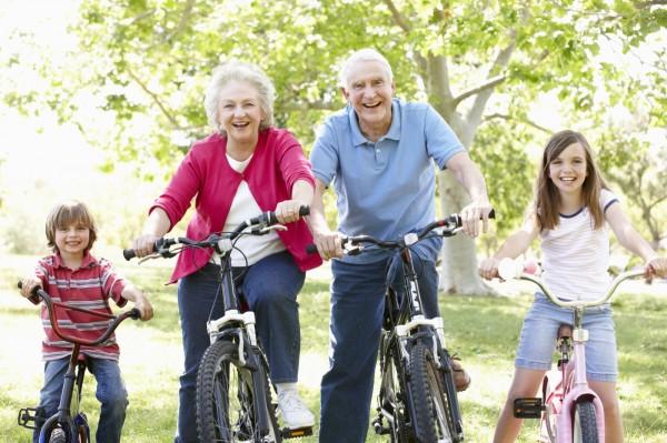 Codzienny ruch a sprawność funkcjonalna seniorek