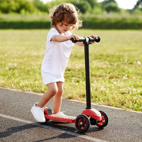 Aktywność fizyczna wwieku przedszkolnym