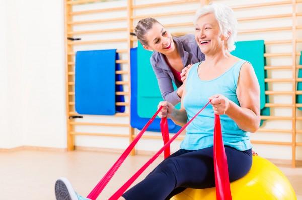 Aktywność fizyczna wprofilaktyce chorób wieku starszego