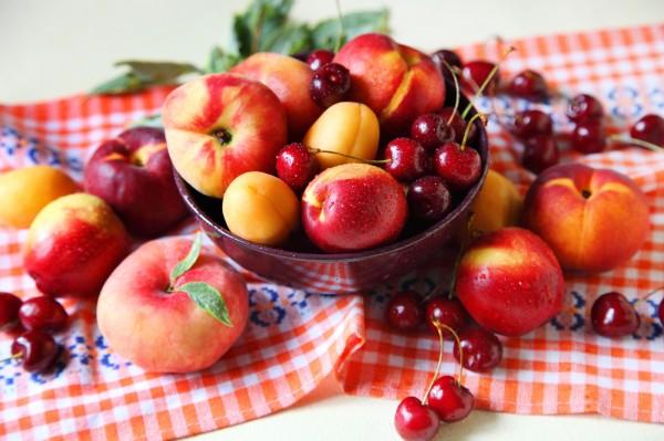 Owoce i soki a odchudzanie