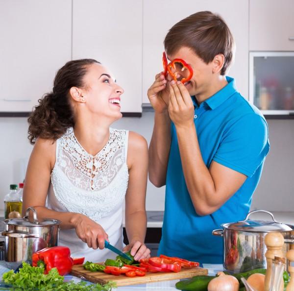 Jak gotować smacznie izdrowo będąc nadiecie odchudzającej?