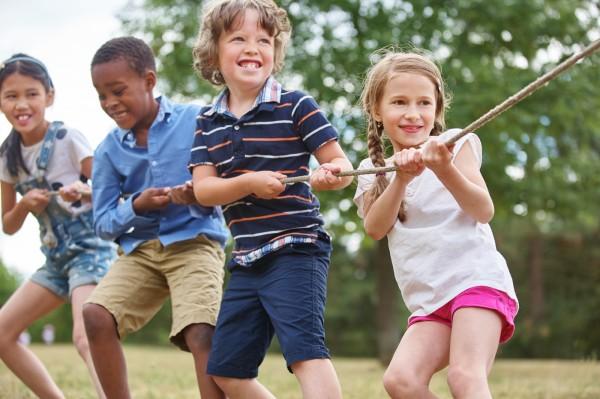 Przykład imprezy sportowo-rekreacyjnej dla dzieci wwieku przedszkolnym