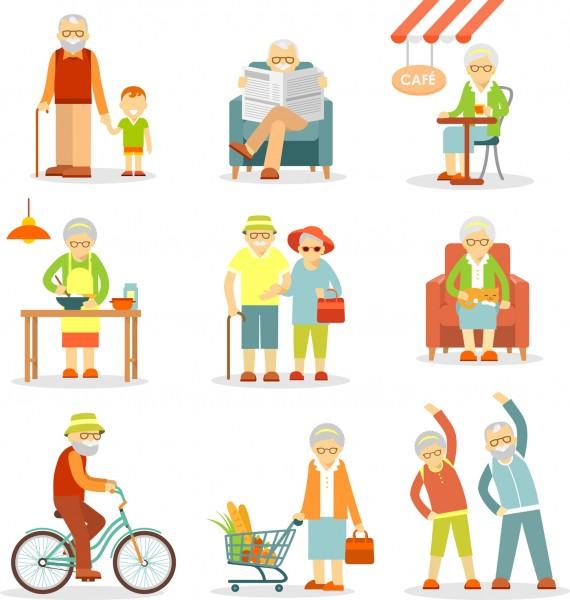 Mity związane z procesem starzenia