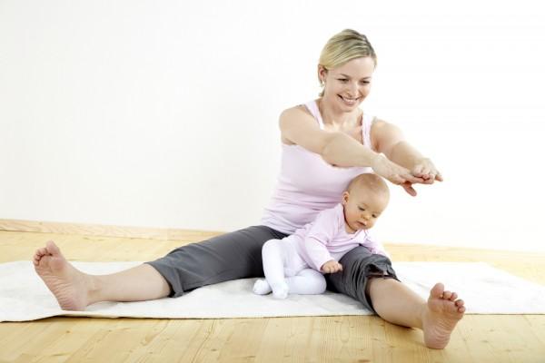 Aktywność fizyczna po urodzeniu dziecka