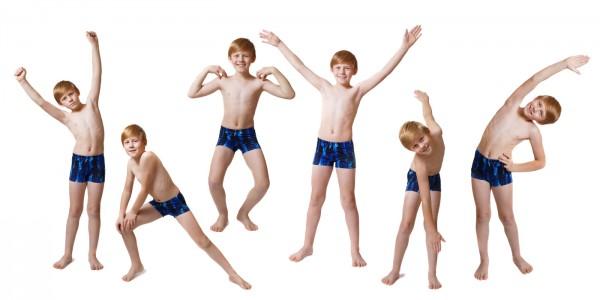Wpływ aktywności fizycznej namasę ciała