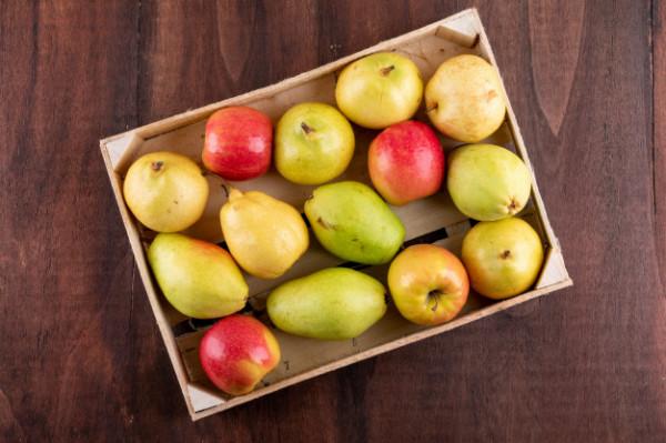 Jedz jabłka igruszki… pięć razy wtygodniu!