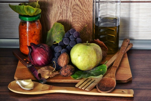 Warzywa iowoce są zdrowe