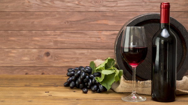 Wino czerwone – wpływ nazdrowie