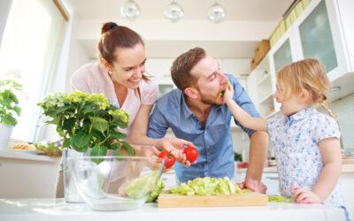 Rodzinna konsultacja dietetyczna przez Internet