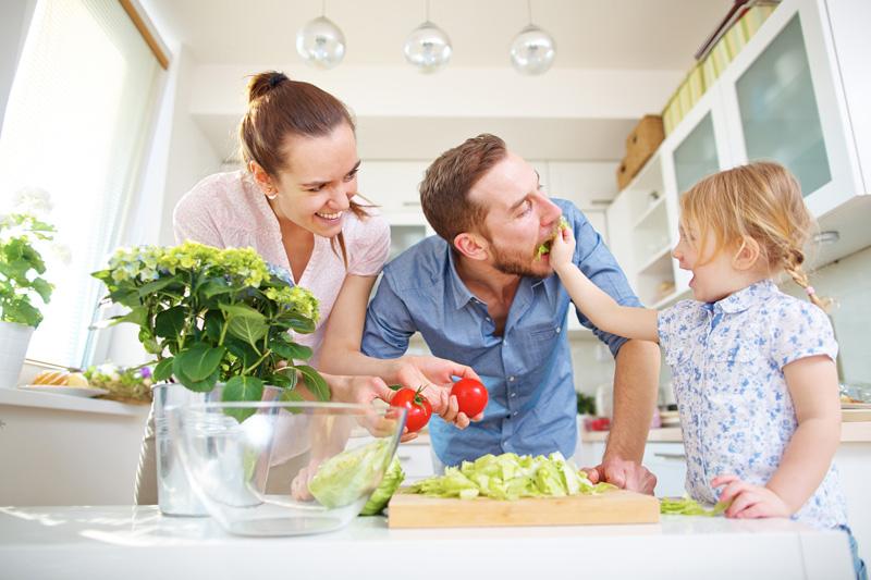 Rodzinna konsultacja dietetyczna przezInternet